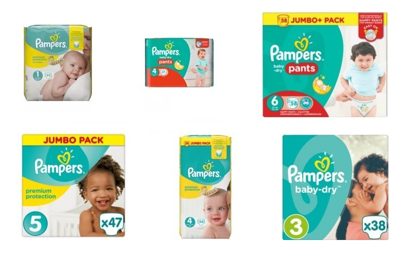pampers pleny 2