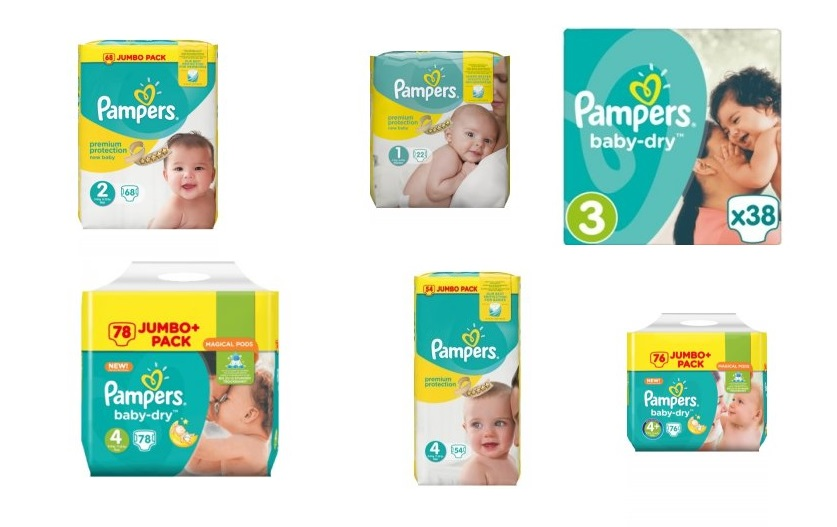 pampers sleep and play 4