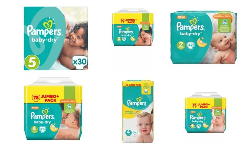 pampers active baby 4 maxi