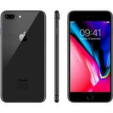 iPhone 8 Plus 256GB Vesmírně šedý