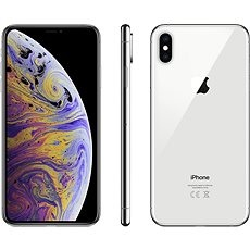 iPhone Xs Max 512GB stříbrná